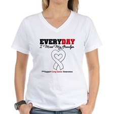 LungCancer MissMyGrandpa Shirt