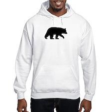 Black Bear Hoodie Sweatshirt