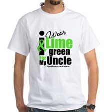 I Wear Lime Green For My Uncle Shirt