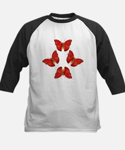 Red Butterfly Tee