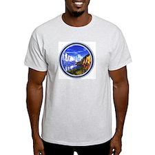 3D Landscape T-Shirt