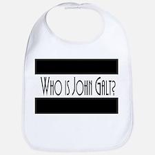 Who is John Galt? Atlas Shrugged Bib