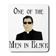 Men in Black Mousepad
