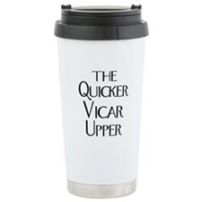 The Quicker Vicar Upper Travel Mug