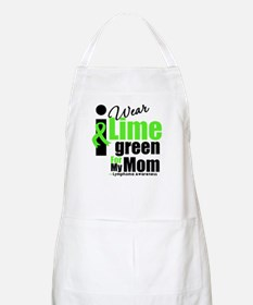 I Wear Lime Green For My Mom BBQ Apron