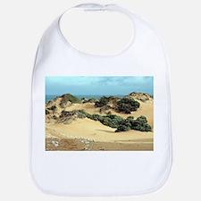 Windswept sand dunes, Australia Baby Bib