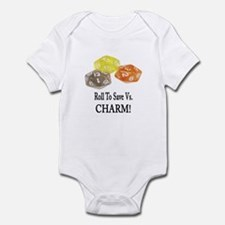 Save Vs CHARM Infant Bodysuit