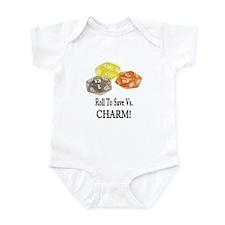 Save Vs CHARM Onesie
