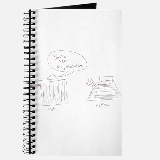 Argumentative Pot Kettle Journal