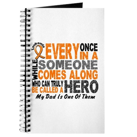 HERO Comes Along 1 Dad LEUKEMIA Journal