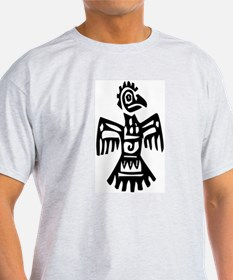 Funny Aztec dragon T-Shirt