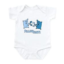 Pillow Fight Infant Bodysuit