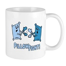 Pillow Fight Mug