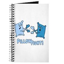 Pillow Fight Journal