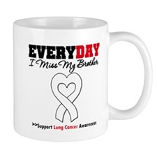 LungCancer MissMyBrother Mug