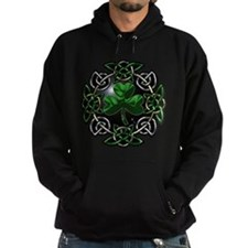 St. Patrick's Day Celtic Knot Hoodie