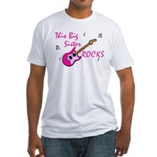 Big Sister Rocks Shirt