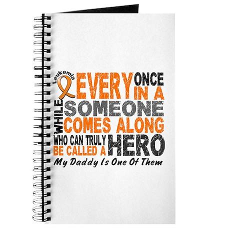 HERO Comes Along 1 Daddy LEUKEMIA Journal