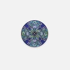 Celtic Cross 5 Mini Button