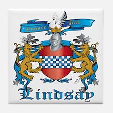 Unique Lindsay Tile Coaster