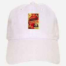 Vintage Reefer Madness Baseball Baseball Cap