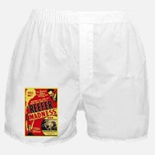 Vintage Reefer Madness Boxer Shorts