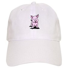 Chatty Pig Baseball Cap