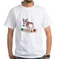 Pembroke Welsh Corgi Holiday Shirt