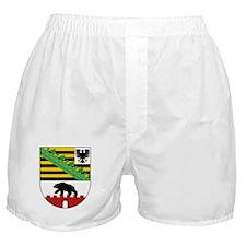 Saxony-Anhalt Boxer Shorts