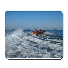 Classic Boat D1011-24 Mousepad