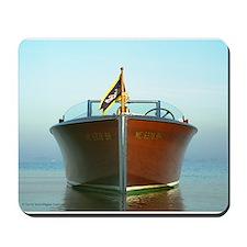 Classic Boat 327-83 Mousepad