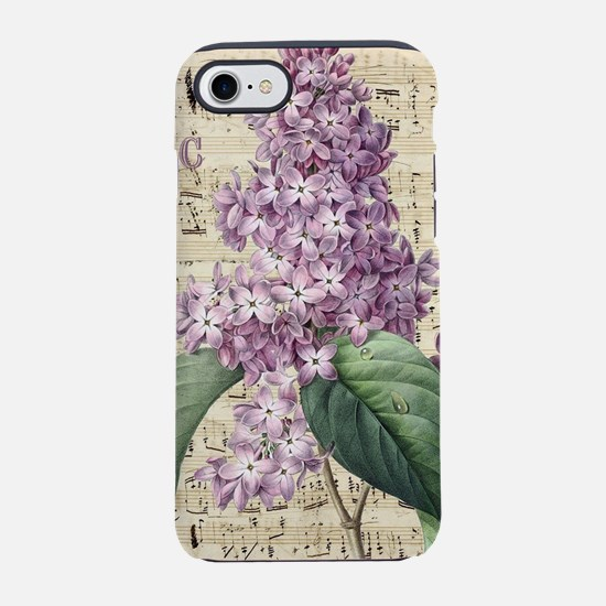 Lilac Dream iPhone 7 Tough Case