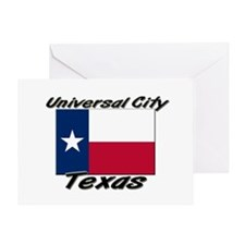Universal City Texas Greeting Card