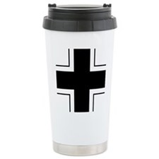 Iron Cross (Wehrmacht) Travel Mug