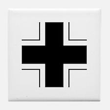 Iron Cross (Wehrmacht) Tile Coaster