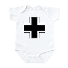 Iron Cross (Wehrmacht) Infant Bodysuit