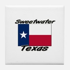 Sweetwater Texas Tile Coaster