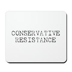 Conservative Resistance Mousepad