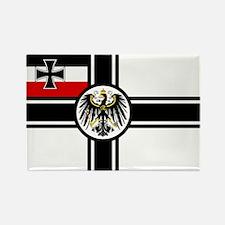 German War Ensign (1903-1919) Rectangle Magnet