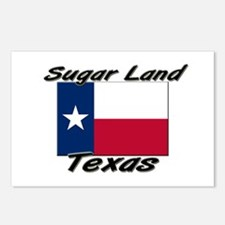 Sugar Land Texas Postcards (Package of 8)