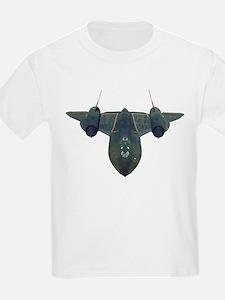 SR-71 Blackbird Kids T-Shirt