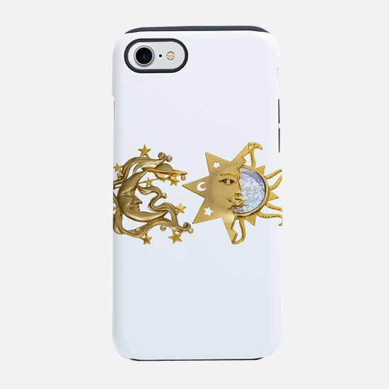 SunMoonSparkle053109.png iPhone 7 Tough Case