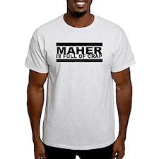 Maher Ash Grey T-Shirt