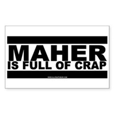 Maher Rectangle Decal