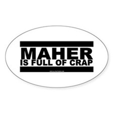 Maher Oval Decal