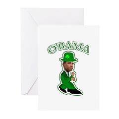 O'Bama Greeting Cards (Pk of 10)