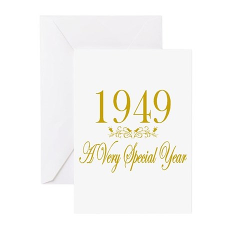 1949 Greeting Cards (Pk of 10)