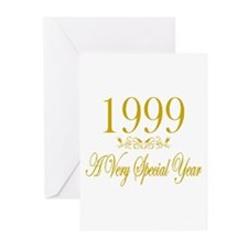 1999 Greeting Cards (Pk of 10)
