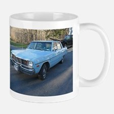 Dart Four Door Mug