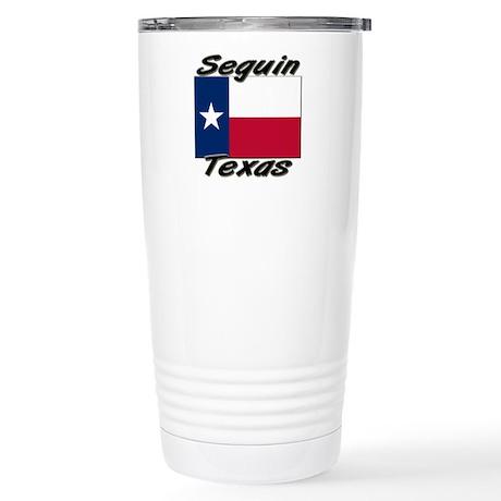 Seguin Texas Stainless Steel Travel Mug